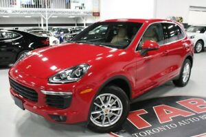 2016 Porsche Cayenne V6 | NAVIGATION | BACKUP CAMERA