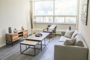 McGill & Concordia Students! 1 Bedroom in Downtown Montreal