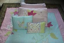 Freckles Fairy Garden Pink Lace King Single Bed Set Banyo Brisbane North East Preview