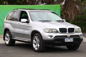 2004 BMW X5 30ltr TURBO DIESEL Wagon Ringwood Maroondah Area Preview