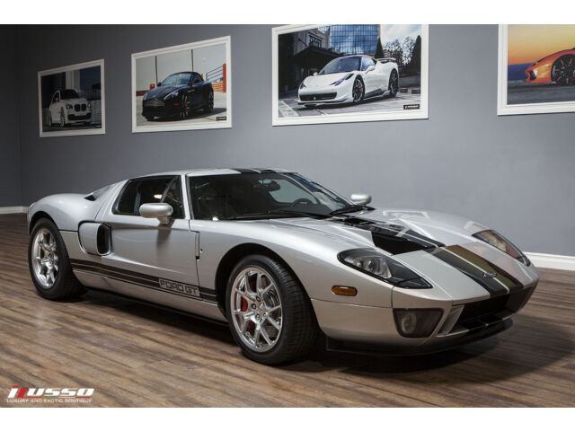 Ford : Ford GT GT Very Rare Exterior Quick Silver Clearcoat Metallic