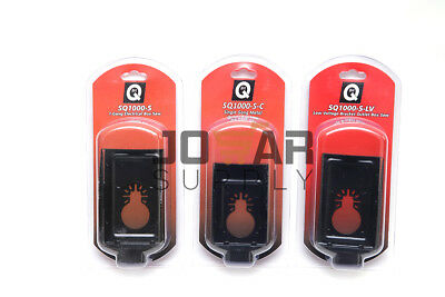 Qbit Sq1000 Contractor 3 Kit Oscillating Multi Tool Saw Blade Cut Single Wall