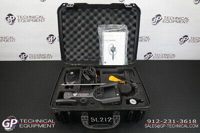Ge Inspections Xlvu 6mm2m Videoscope - Borescope Videoprobe Olympus Vit Vizaar
