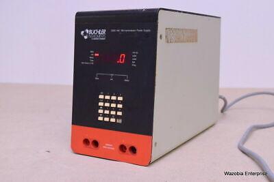 Buchler Instruments 3000 Volts Microprocessor Power Supply