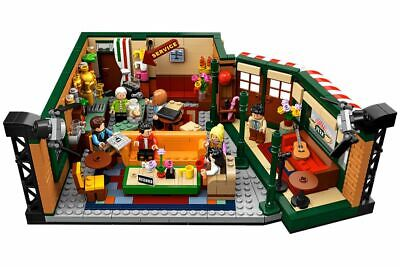Fun Anniversary Ideas (LEGO Friends Central Perk Play Set IDEAS 21319 25th Anniversary Brand)