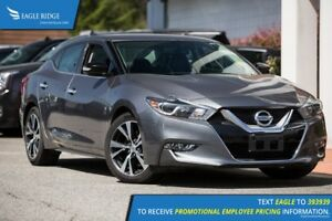 2016 Nissan Maxima SV Backup Camera, Nav, Heated/Power Seats