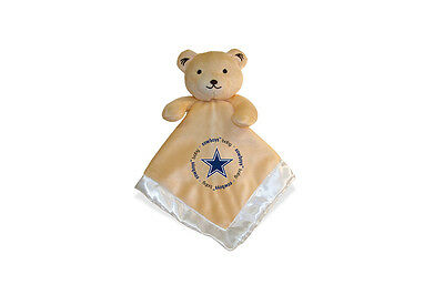 Dallas Cowboys 14x14 Security Bear Blanket Baby Fanatic NFL Hologram NWT](Dallas Cowboys Baby)
