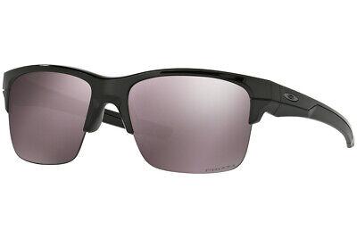 Oakley Thinlink POLARIZED Sunglasses OO9316-08 Polished Black W/ PRIZM Daily
