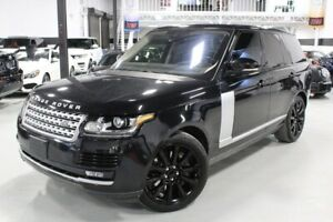 2016 Land Rover Range Rover 5.0L V8 Supercharged | Fully Loaded