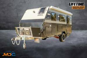 MDC XT16 FAMILY HYBRID OFFROAD CARAVAN - From $297/week* Campbellfield Hume Area Preview