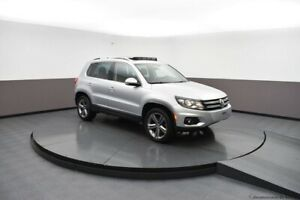 2017 Volkswagen Tiguan HIGHLINE 2.0T 4MOTION SUV w/ HEATED LEATH