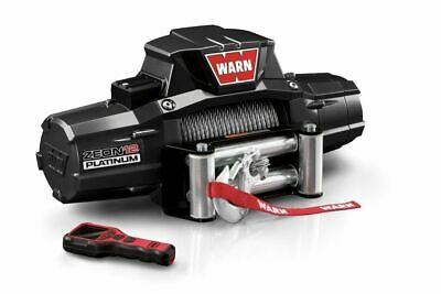 Warn Zeon 12 Platinum Winch 12,000 Pound Capacity 12 Volt 92820