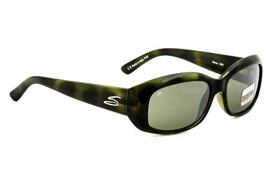 Serengeti Sunglasses Bianca Green Vintage Tortoise Polarized 555nm 8092 - Italy
