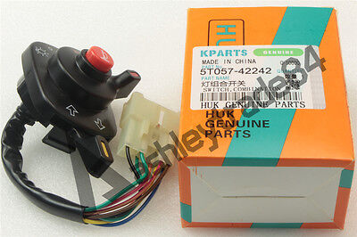 New Headlight Switch 5t057-42242 For Kubota 588i-g 688 888 Harvester Lamp Compon