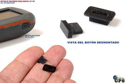 GARMIN Dakota 10 y 20 button repair