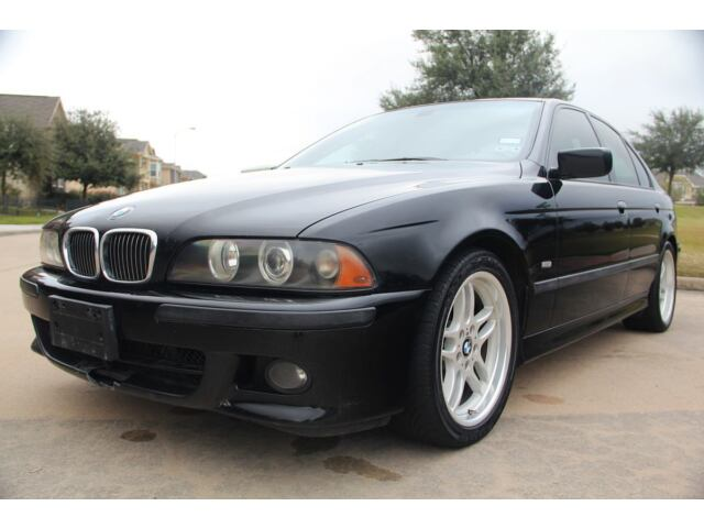 2003 bmw 540i sport m package clean tx title rust free used bmw 5 series for sale in houston. Black Bedroom Furniture Sets. Home Design Ideas
