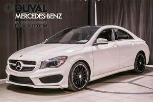2015 Mercedes Benz CLA-Class CLA250 4MATIC