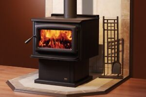 Free steamer with pacific energy woodstove