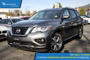 2017 Nissan Pathfinder SV Heated Seats and Backup Camera
