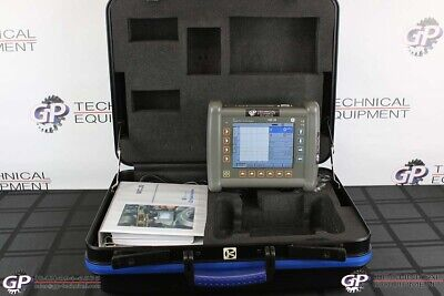 Ge Inspections Mic-20 Hardness Tester - Krautkramer Olympus Ndt Ut Panametrics
