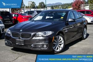 2016 BMW 528i xDrive Navigation, Sunroof, and Heated Seats