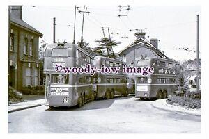 rp01905 - London Transport Trolleybuses - photograph