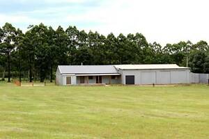 Brand-new home with large adjoining commercial shed on 1.5 acres Somersby Gosford Area Preview