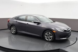 "2017 Honda Civic ONE OWNER & ONLY 48K"" CIVIC LX+ 2.0L i-VTEC SED"