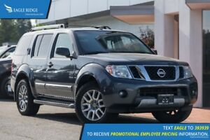 2010 Nissan Pathfinder Sunroof, Heated Seats, Heated Steering...