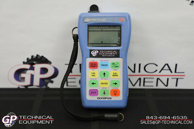 Olympus Panametrics 35 Ultrasonic Precision Thickness Gage