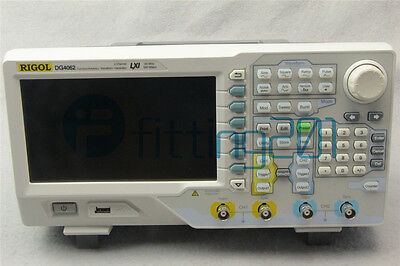 1pcs Rigol 60 Mhz 2 Channel Arbitrary Waveform Generator Dg4062 New