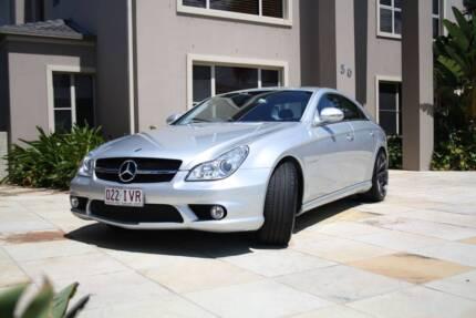 2005 Mercedes-Benz CLS55 Kompressor just 74000kms