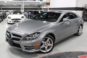 2012 Mercedes Benz CLS-Class CLS550 4MATIC | AMG | LOW KMS