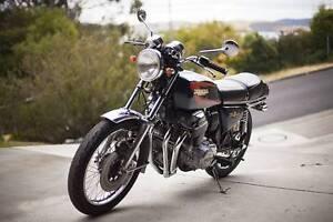1976 Honda CB750 F1 Super Sport Taroona Kingborough Area Preview