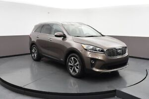 2019 Kia Sorento LOW KILOMETER EX V6 7PASS SUV W/ LEATHER INTERI