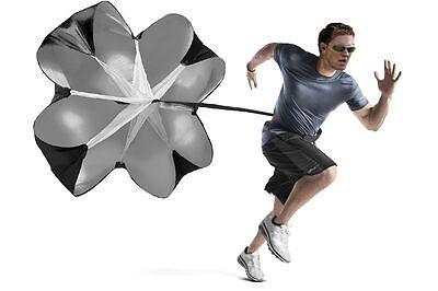NEW 48'' Running Chute Speed Training Resistance Parachute DRILL FITNESS SPRINT