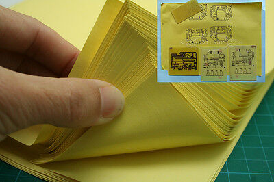 A4 Sz 10 Sheets Thermal Heat Transfer Paper For Circuit Pcb Board Iron Prototype