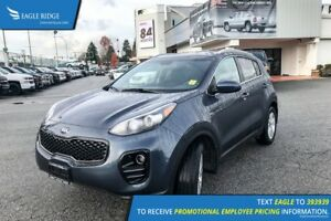 2017 Kia Sportage LX AWD, Heated Front Seats, Rear Vision Camera