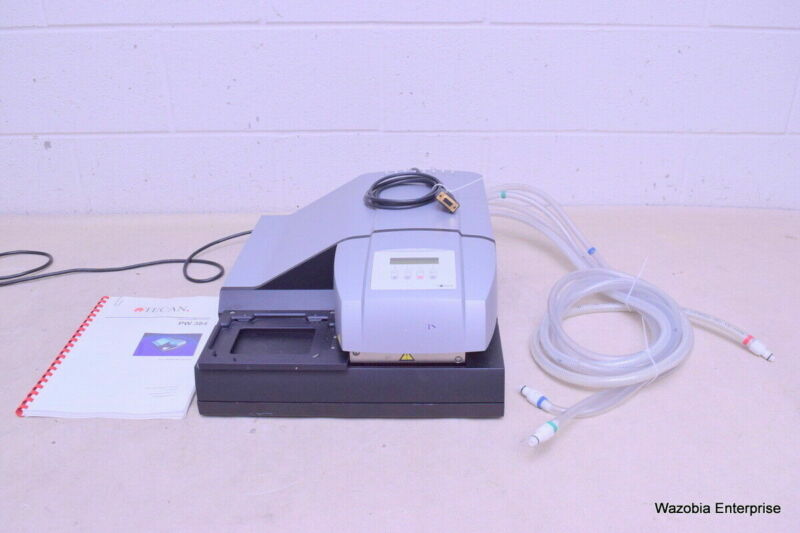 TECAN POWER WASHER 384 FOR MICROPLATE PW384