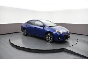 2016 Toyota Corolla S SEDAN WOW!!! SO WELL EQUIPPED AND A GORGEO
