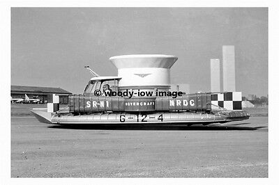 rp17108 - SRN 1 Hovercraft - photo 6x4