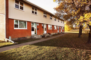 Griesbach Community | Historic townhomes in North Edmonton