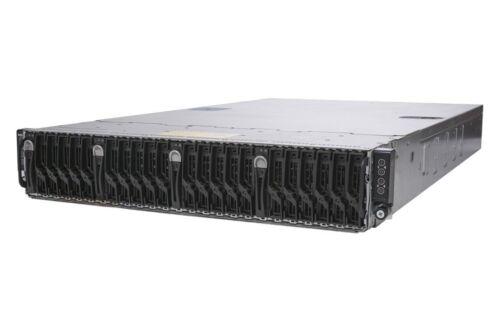 Dell Poweredge C6220 4 X Node Server 8 X E5-2620 6-core 128gb Ram 8 X 1tb Raid