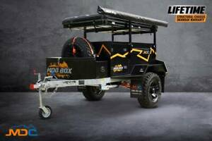 MDC MOD BOX OFFROAD CAMPER TRAILER - From $67/week* Clovelly Park Marion Area Preview