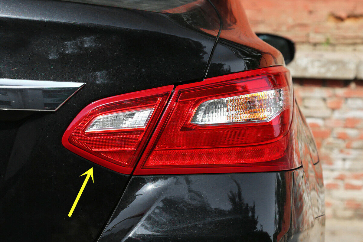 Details About 1pc Right Side Stop Bake Lamp Taillight Housing Y For Nissan Altima 2016 2018