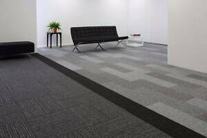 COMMERCIAL CARPET TILES AND PLANKS AUSTRALIAN MADE SALE CHEAP Castle Hill The Hills District Preview
