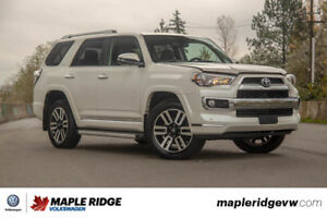 2016 Toyota 4Runner SR5 - 4X4, V-6, LEATHER, NAVIGATION