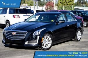2017 Cadillac CTS 2.0L Turbo Leather, Backup Camera