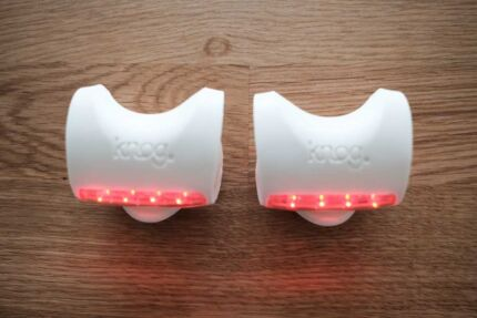 KNOG Skink Bicycle Rear Lights -- EXCELLENT CONDITION!