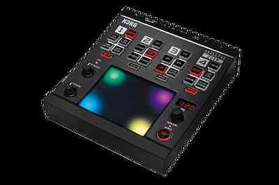 Korg Kaoss Pad KP Quad Dynamic DJ Effects Processor Looper Sync BPM+Vinyl Break (Korg Kaoss Quad)